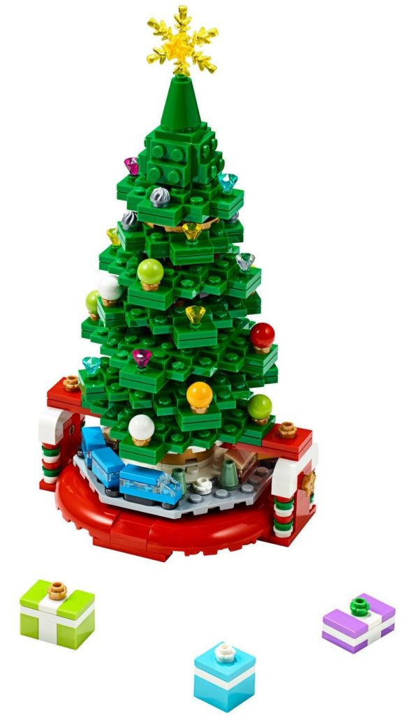 LEGO 40338 Christmas Tree 593x1024