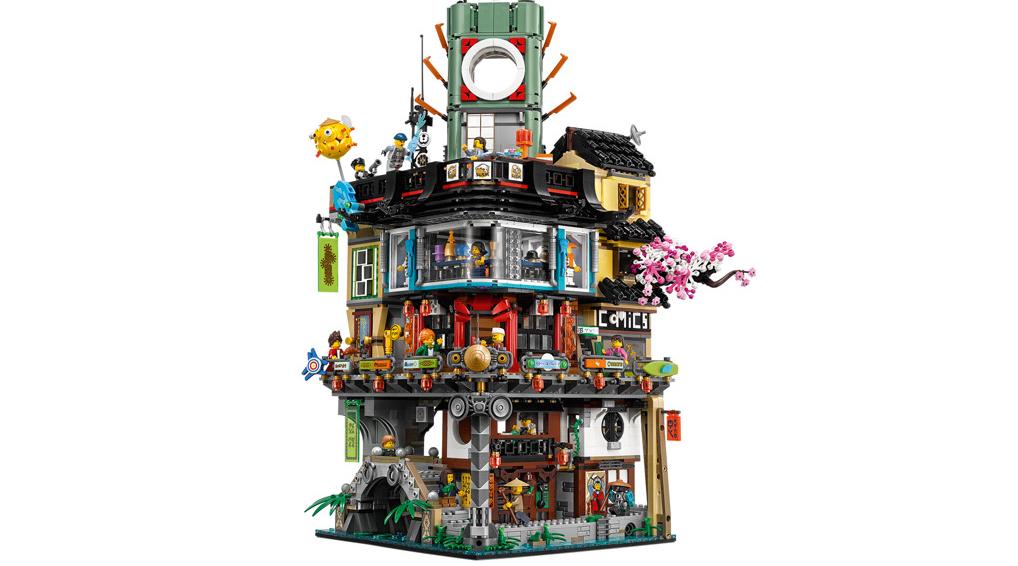 LEGO 70620 NINJAGO City Featured 800 445