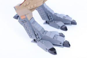 75936 Jurassic Park: T. rex Rampage claws