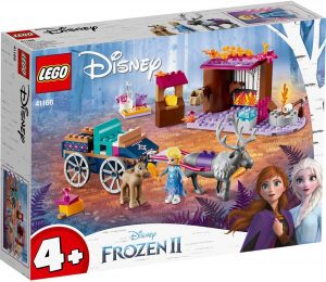 LEGO Disney 41166 Elsa And The Reindeer Carriage 2 300x260