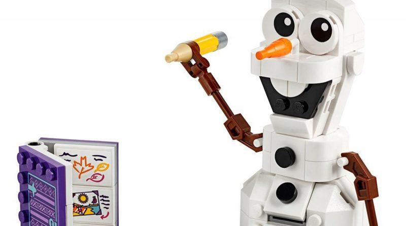LEGO Disney 41169 Olaf 1 800x445