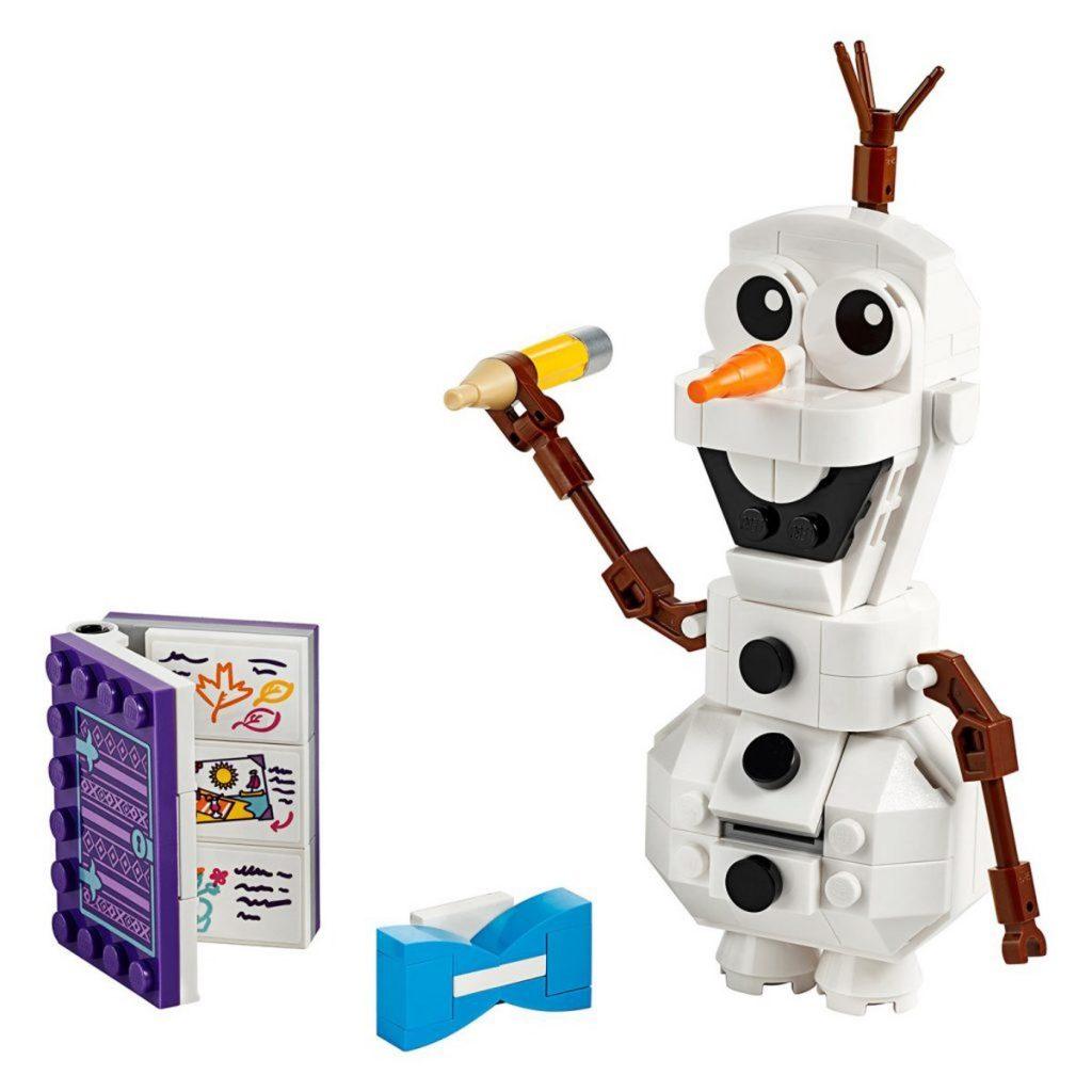 LEGO Disney 41169 Olaf 1