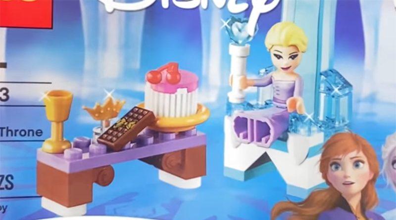 LEGO Frozen 30553 Elsas Winter Throne Featured 800 445 800x445