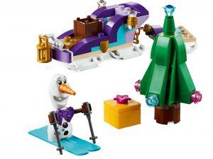 LEGO Frozen II 40361 Olafs Travelling Sleigh 4 300x225
