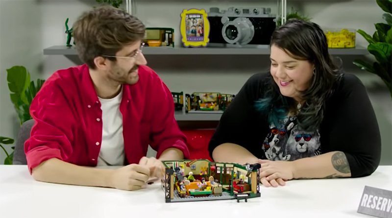 LEGO Ideas 21319 Central Perk Video Featured 800 445