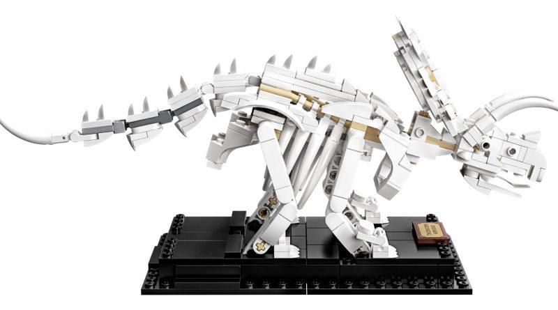 LEGO Ideas 21320 Dinosaur Fossils Official 10 800x445