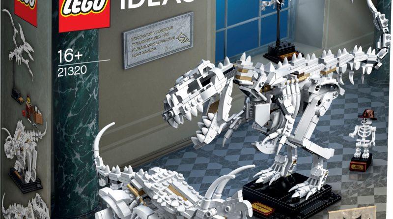 LEGO Ideas 21320 Dinosaur Fossils Official 11 800x445