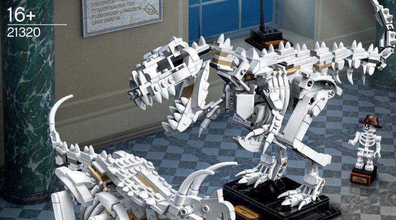 LEGO Ideas 21320 Dinosaur Fossils Official 15 800x445