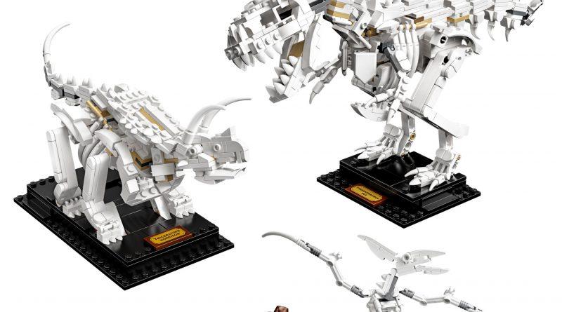 LEGO Ideas 21320 Dinosaur Fossils Official 28 800x445