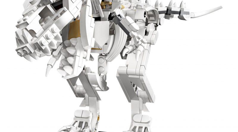 LEGO Ideas 21320 Dinosaur Fossils Official 3 800x445