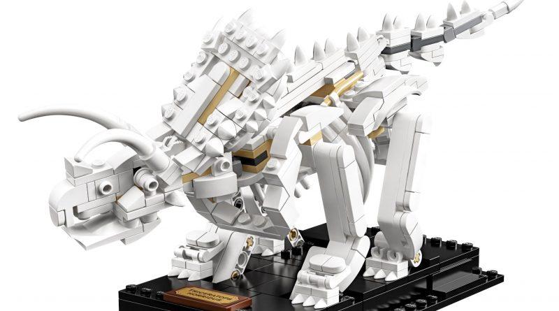 LEGO Ideas 21320 Dinosaur Fossils Official 31 800x445