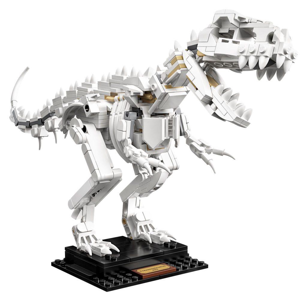 Lego Ideas 21320 ဒိုင်နိုဆောကျောက်ဖြစ်ရုပ်ကြွင်းအရာရှိတ ဦး က 32