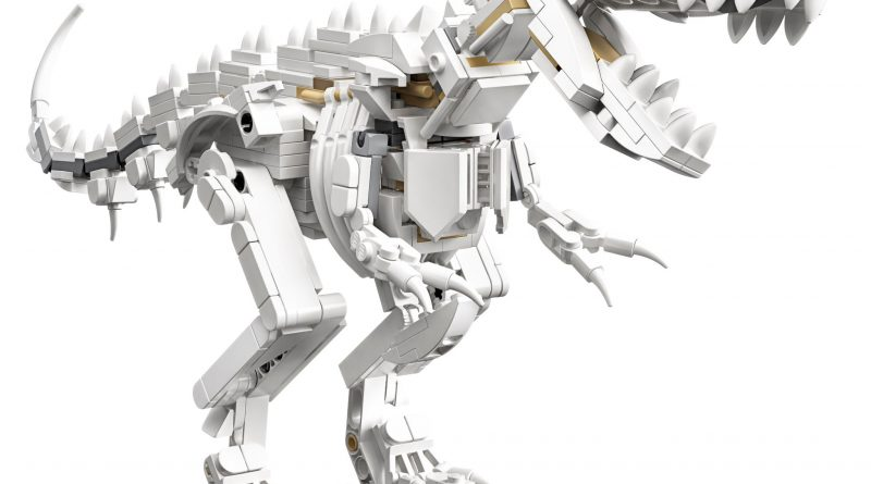 LEGO Ideas 21320 Dinosaur Fossils Official 32 800x445