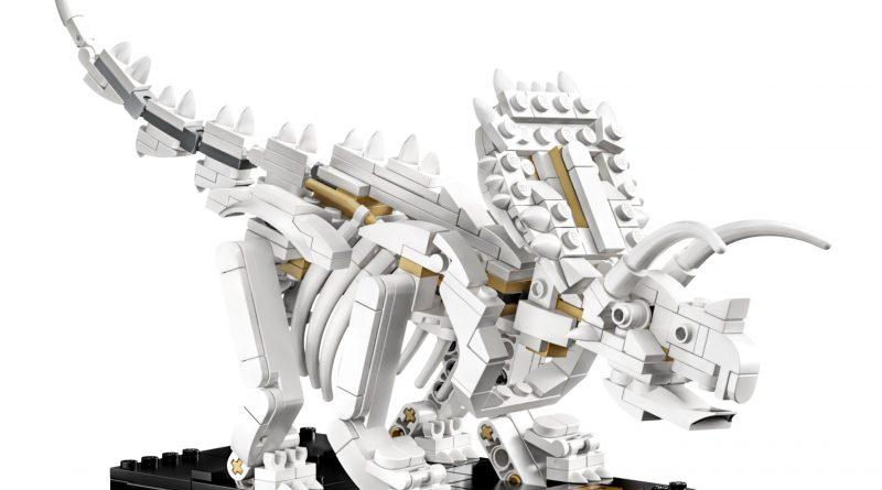 LEGO Ideas 21320 Dinosaur Fossils Official 4 800x445