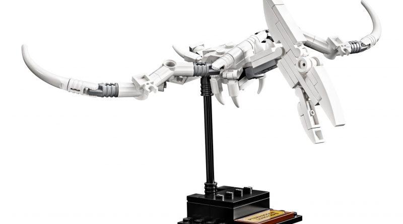 LEGO Ideas 21320 Dinosaur Fossils Official 5 800x445