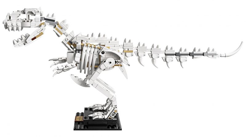 LEGO Ideas 21320 Dinosaur Fossils Official 8 800x445