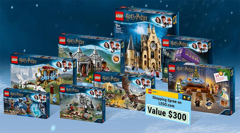 LEGO Ideas Harry Potter Featured 800 445