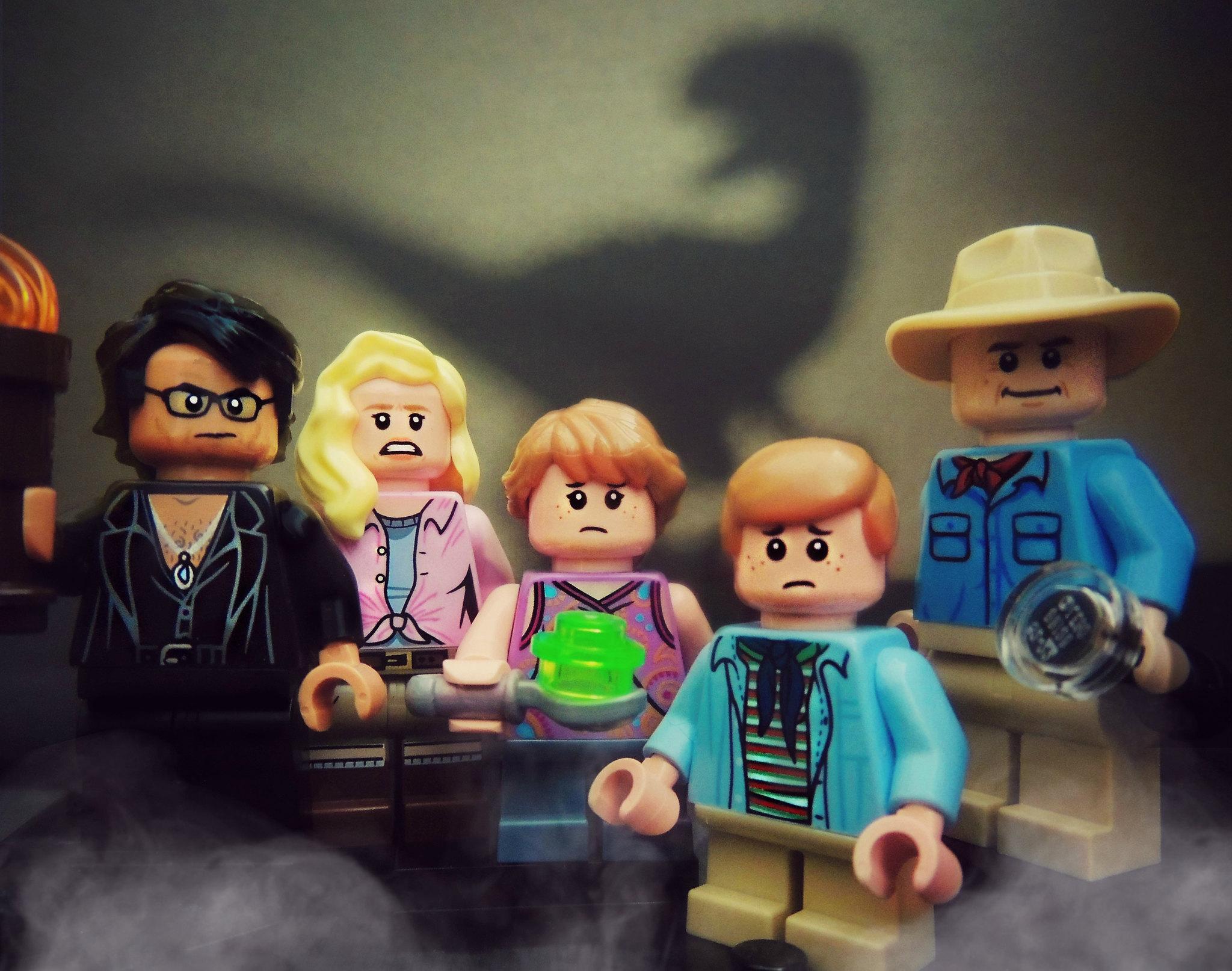 LEGO Jurassic Jeff