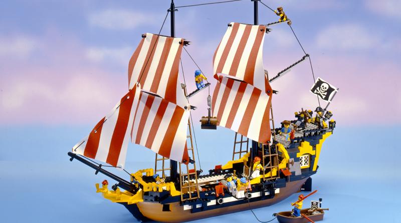 LEGO Pirates classic featured 800 445
