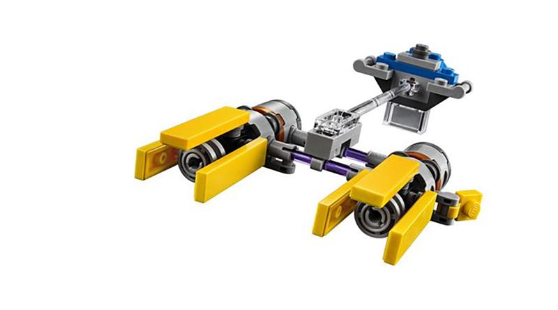 LEGO Star Wars 30461 Podracer polybag featured 800 445