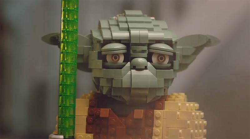 LEGO Star Wars 75255 Yoda Ad Featured 800 445