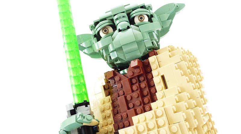 LEGO Star Wars 75255 Yoda featured 800 445
