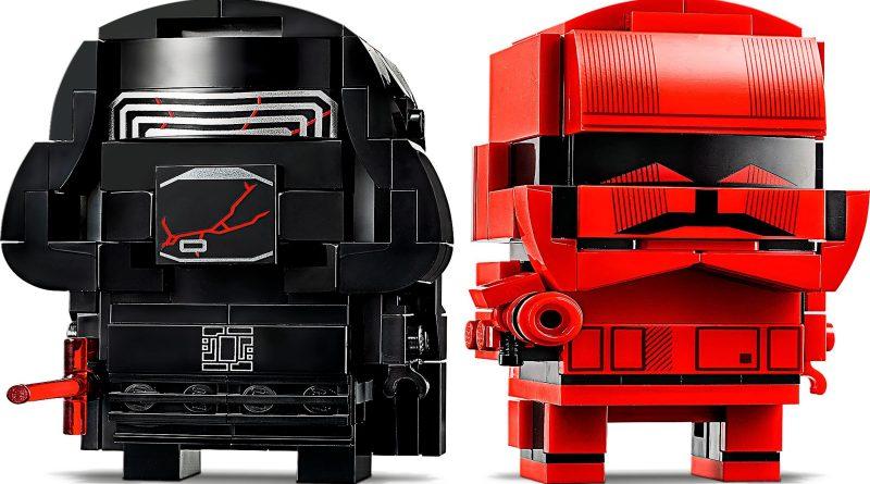 LEGO Star Wars BrickHeadz 75232 Kylo Ren Sith Trooper 3