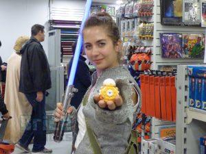 LEGO Star Wars Midnight Madness Forbidden Planet 16