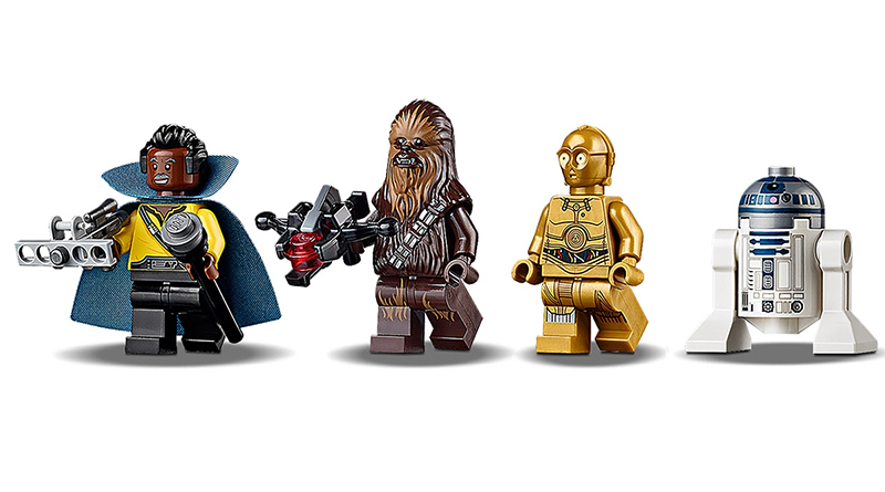 Ten things the LEGO Star Wars: The Rise of Skywalker sets reveal about the film