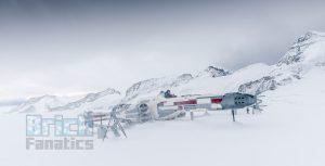 LEGO Star Wars X wing Swiss Alps 16