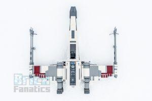 LEGO Star Wars X wing Swiss Alps 17