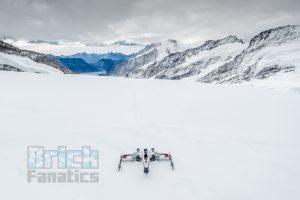 LEGO Star Wars X Wing Swiss Alps 18 300x200