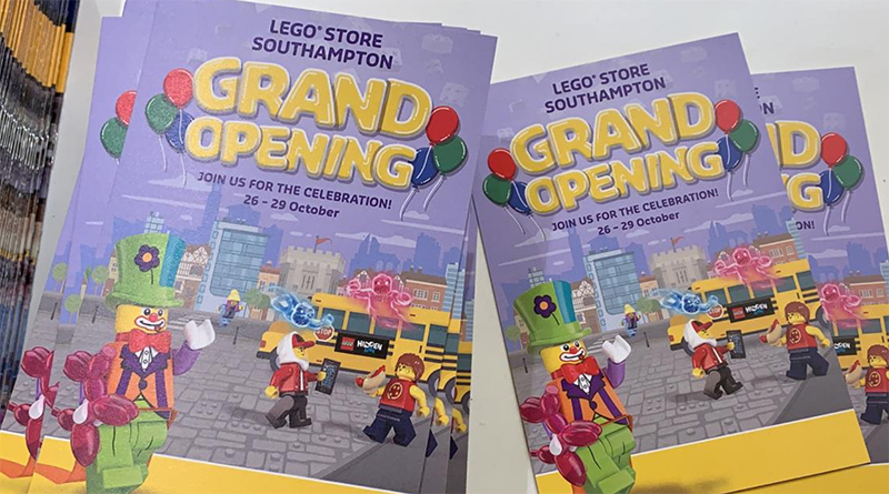 LEGO Store Southampton Featured 800 445
