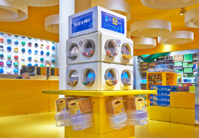 A new LEGO Store is coming to Stuttgart, Germany