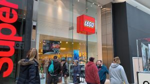 LEGO Store Southampton opening day report