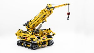 Crane With Boom Extended 300x169