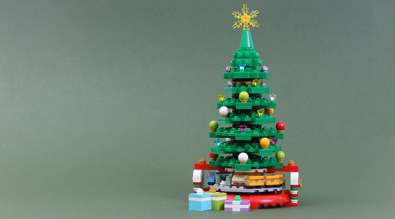 40338 Christmas Tree Review Black Friday Brick Friday Title