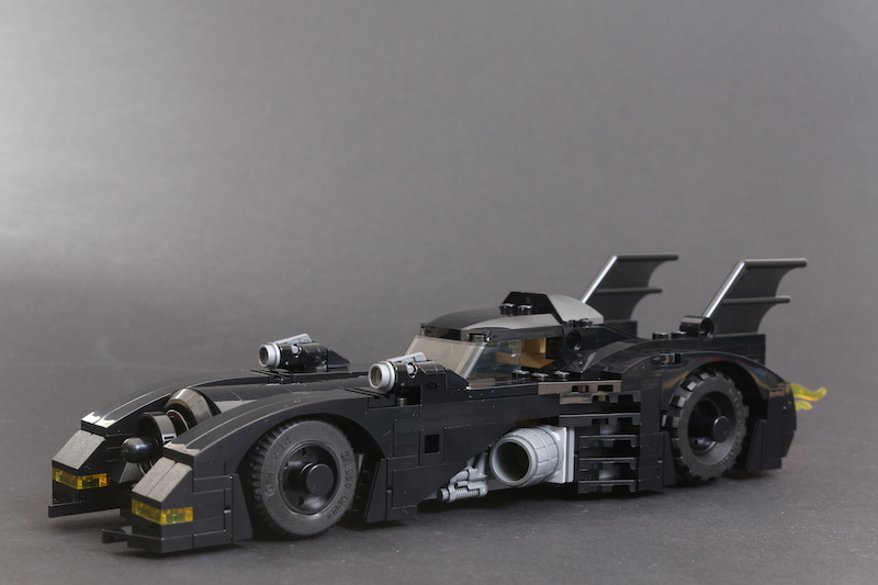 40433 1989 Batmobile Limited Edition Review 1 1