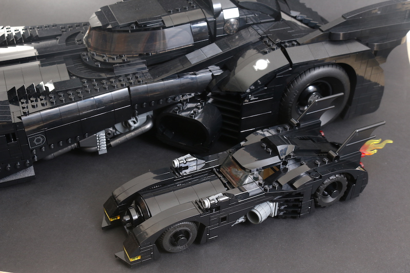 40433 1989 Batmobile Limited Edition Review 12