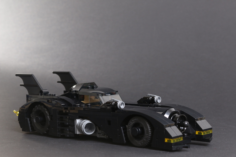 40433 1989 Batmobile Limited Edition Review 3