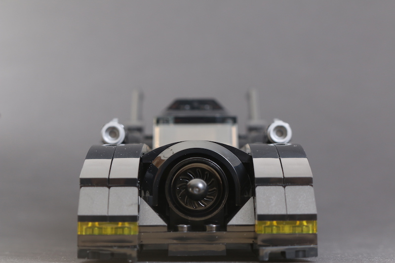 40433 1989 Batmobile Limited Edition Review 4