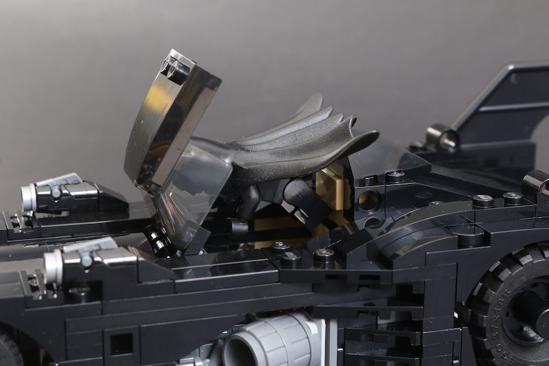 40433 1989 Batmobile Limited Edition Review 7