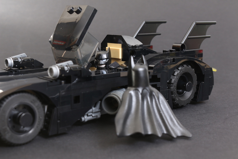 40433 1989 Batmobile Limited Edition Review 8