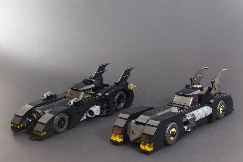 40433 1989 Batmobile Limited Edition Review 9