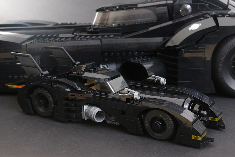 40433 1989 Batmobile Limited Edition Review End