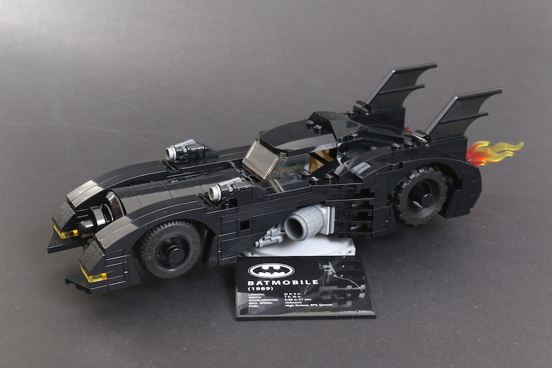 40433 1989 Batmobile Limited Edition Review Main