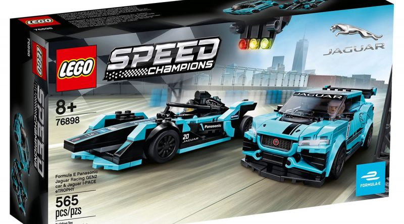 76898 Lego Speed Champions Jaguar Racing 2020 Box Front 800x445