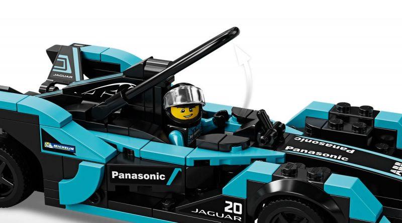 76898 Lego Speed Champions Jaguar Racing 2020 Cockpit 800x445