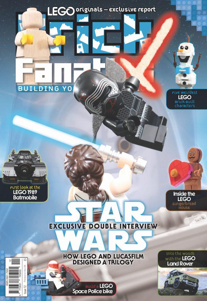 Brick Fanatics Magazine Issue 12 Cover 1 704x1024