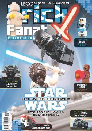 Brick Fanatics Magazine Issue 12